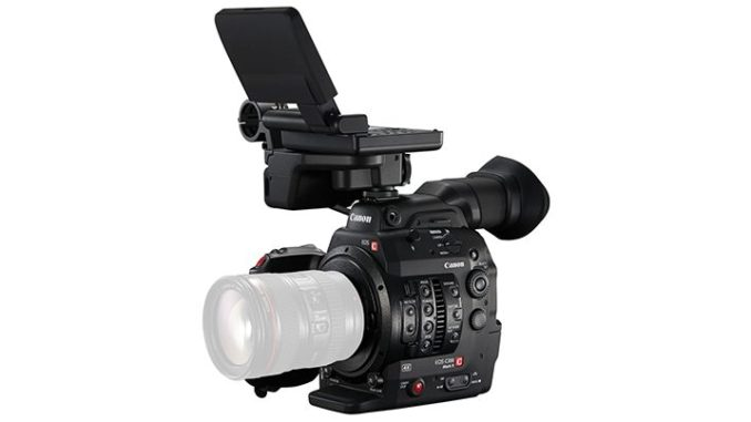 Canon C300 Mk  III Rumored Having an 8K Sensor